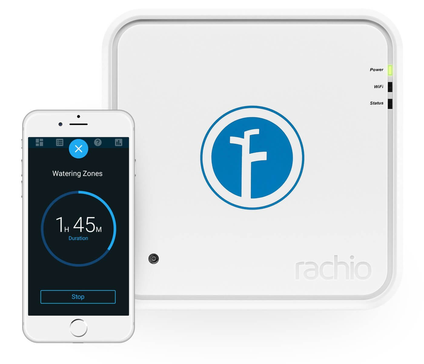 Rachio Smart Sprinkler